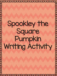 Spookley The Square Pumpkin Writing Activities by Spookley Pumpkin Writing Activity By Little Minds Big Thinkers Tpt
