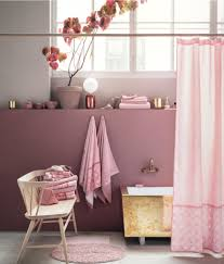 Also From HM Home The Photo Below Features A Dusty Rose Powder Room With Pink Accents Side Note Popularity Of Millennial Has Definitely