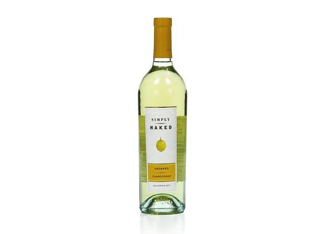 Simply Naked Chardonnay Wine - 750ml