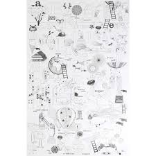 Coloriage Geant Poster G Ant Colorier Magic 14518