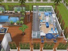 The Level Apartments by House 1 Apartments Level 3 Sims Simsfreeplay Simshousedesign