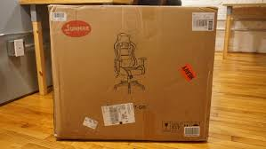 100 Wood Gaming Chair Sunmae Review ThinkComputersorg