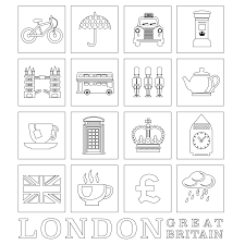 London Coloring Page Babadoodle Free Coloring Pages