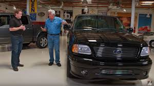 Jay Leno Has A Harley-Davidson Ford F-150 To Sell You - The Drive