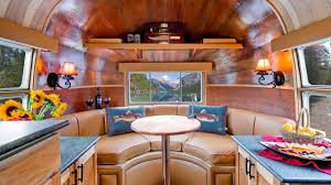 100 Airstream Trailer Restoration Stunning Restored 1954 Flying Cloud Travel