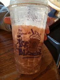 The Coffee Bean Tea Leaf Ultimate Ice Blended Mocha
