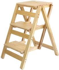 DZ Chair Stool Indoor Indoor Indoor Ladder Step Stool Flower ...