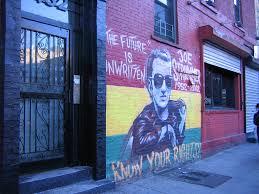 Joe Strummer Mural New York City by The World U0027s Best Photos Of Nyc And Thefutureisunwritten Flickr