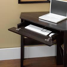Sauder L Shaped Desk Salt Oak by Corner Computer Sauder Desks Design Information About Home