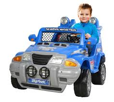Big Foot Monster Truck 12 Volt Ride On - Toys