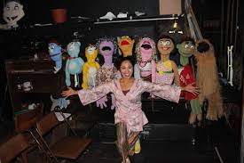 Jasmine Ejan  I am Christmas Eve in Avenue Q At the Barn Theater