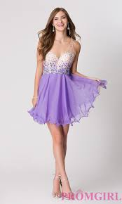 one shoulder open back party dress promgirl