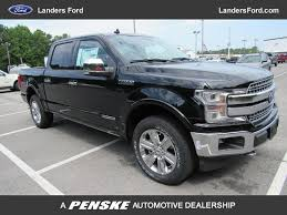2018 New Ford F-150 Lariat 4WD SuperCrew 5.5' Box At Landers Serving ...