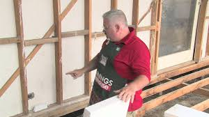 how to install polystyrene insulation diy at bunnings youtube