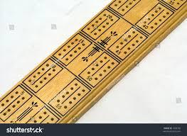 Cribbage Board Stock Photo 1094792