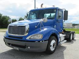 USED 2009 FREIGHTLINER COLUMBIA 120 TANDEM AXLE DAYCAB FOR SALE IN ...