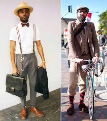 Retro Street Style For Men