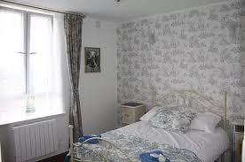 chambre toile de jouy valfrescos blue room