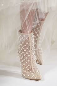 29 awesome winter wedding shoes and boots you u0027ll love weddingomania