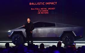 100 Truck For Sale In Maryland Tesla Truck Revealed By Elon Musk The Washington Post