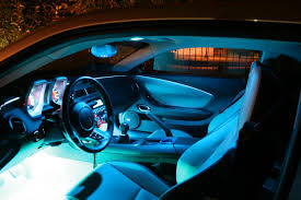 ABL Colored Interior LED Kit From AAC- Footwell Lights+ Interior+ ...