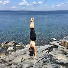Traveling Handstands October 2014 by Twist Of Lemons About
