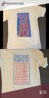 Smashing Pumpkins Merchandise T Shirts by Fashion Summer Paried T Shirts The Smashing Pumpkins Sp Heart Logo