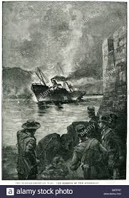 Sinking Of The Uss Maine Quizlet by Spanish American War Stock Photos U0026 Spanish American War Stock