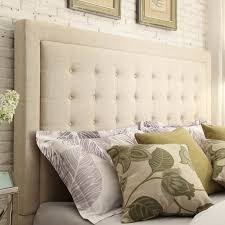 Wayfair King Fabric Headboard by 14 Best Headboards Images On Pinterest Grey Bed Sheets Bed Room