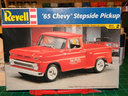 1965 Chevrolet Fleetside Pickup-New Pictures - Scale Auto Magazine ... Revell Iveco Stralis Truck Plastic Model Kit Trade Me Kits Colpars Hobbytown Usa Ford Photographs The Crittden Automotive Library 132 Scale Snaptite Fire Sabes Amt 125 Freightliner Cabover 620 Mib Truck Plastic Model Kits My Website Blog 3dartpol Blog Convoy Mack Plastic 1965 Chevrolet Fleetside Pickupnew Pictures Scale Auto Magazine Buy 301950s Cartruck 11 Khd A3000 Wwii German Icm Holding Model White Freightliner 2in1 For Amazoncom Monogram 124 Gmc Pickup With Snow Plough Toys