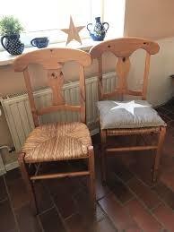 6 esszimmer stühle kiefer