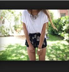 Shorts Summer Outfits Cute Tumblr