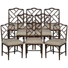Faux Bamboo Furniture – Superrecargas.co Bamboo Chippendale Chairs Small Set Of Eight Tall Back Black Faux Chinese Chinese Chippendale Florida Regency 57 Ding Table Vintage Six A Quick Living Room And Refresh Stripes Whimsy Side By Janneys Collection Chair Toronto For Sale Four
