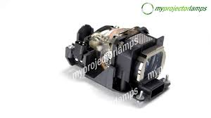 Mitsubishi Projector Lamp Replacement Instructions by Panasonic Pt Lc56e Projector Lamp With Module Myprojectorlamps Com