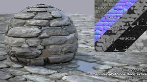 Seamless Stone Floor Texture 02