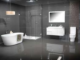 wandfarben wohnzimmer grau interessantes badezimmer
