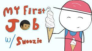 My First Job W Swoozie