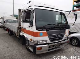 1999 Nissan Condor Truck For Sale | Stock No. 48412 | Japanese Used ...