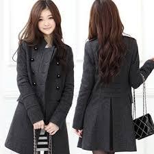 long grey winter coat womens tradingbasis