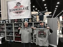 Hammer Lane Travels To The Mid America Trucking Show - Hammer Lane 2018 Hot Sale Super Fashion New Mack Trucks Famous Company Hotrig Apparel Posts Facebook Texas Chrome Tshirts Shop Amazoncom Tshirt Big Truck Fan Shirt Mens Clothing Volvo Kids Fine Art America Pixels Custoncom Mack Terrapro Refuse Truck The With Backhoe Loader Hammacher Schlemmer Kenworth Truck Parts Dealers 28 Images Wichita Dodge Tee Trucks Silver Sequin And Short