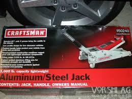 Craftsman 2 Ton Aluminum Floor Jack by Index Of Tech Floorjacks