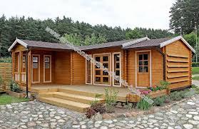chalet en kit habitable prix kit chalet bois habitable chene 30 50 m habitable terrasse