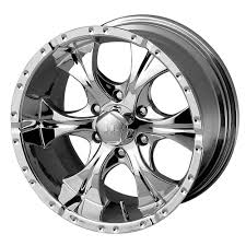 Amazon.com: Helo HE791 Chrome Wheel - (16x8