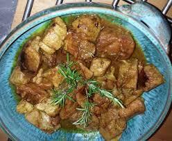 cuisiner un sauté de porc sauté de porc au curry et au lait de coco recette de sauté de porc