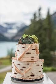 Succulent Wedding Cupcakes