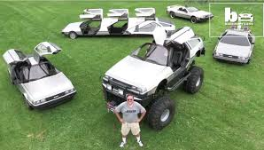 Man Creates DeLorean Monster Truck And More | RTM - RightThisMinute Video Man Builds Delorean Monster Truck Doesnt Stop There Off You Can Still Buy A Brand New Straight From The Factory Creates And More Rtm Rightthisminute Bounty Hunter 35 2002 Hot Wheels Old Jam Rare Metal Back To The Future Limo Is For Timetravelling Partier Asphalt Xtreme Walkthrough Delorean Dmc12 Gameplay Delorean Youtube Thomas Pfannerstill Kona Ice Available For Sale Artsy Video