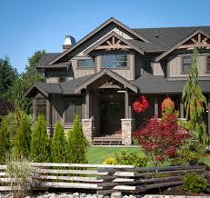 Northwest Home Design by Pacific Northwest Exterior Home Colors Houzz