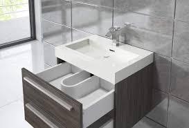 badezimmer badmöbel marseille 60 cm eiche dunkel