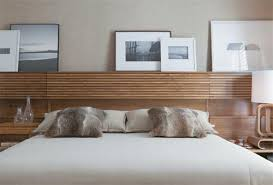 Inspirational Modern Wood Headboards 35 New Design Headboards
