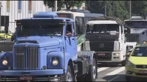 100 Truck Strike Ers Strangles Brazil Food Deliveries Bloomberg